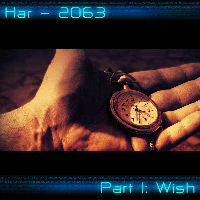 Cover artwork for '2063, Part I: Wish'
